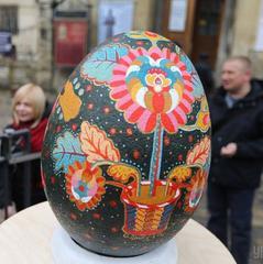 У Львові відкрився щорічний «Фестиваль Писанок» (фото)