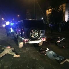 В Івано-Франківську в нічному клубі сталася стрілянина: 2 поранених, 11 затриманих (фото)