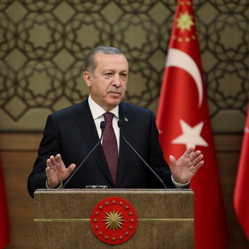 Президент Туреччини назвав Ізраїль країною терору