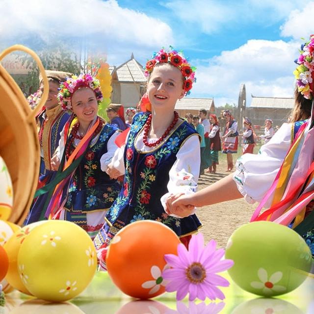 До Києва на Великдень: програма заходів