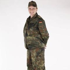 В німецькій армії з'явиться військова форма для вагітних