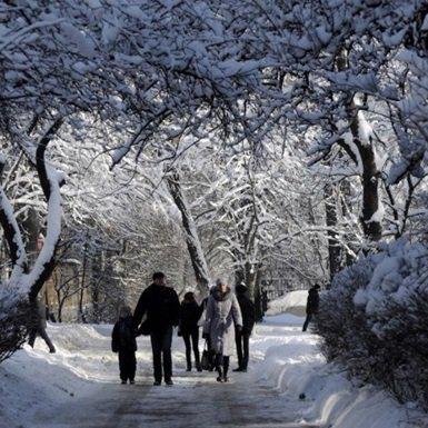 Минулий березень у Києві став найхолоднішим з початку століття