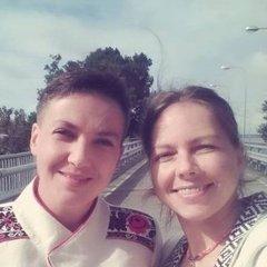 Сестра Савченко звернулася по допомогу до Трампа