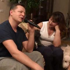 На численні прохання друзів: Ляшко заспівав у караоке пісню Вахтанга Кікабідзе (відео)