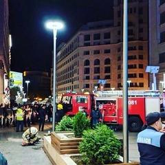 У центрі Єревана стався вибух у Burger King: восьмеро постраждалих