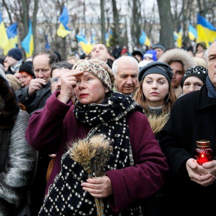 У Києві розпочали будівництво другої черги Меморіалу пам'яті жертв Голодомору