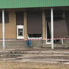 У Харкові невідомі підірвали банкомат та викрали гроші (фото)