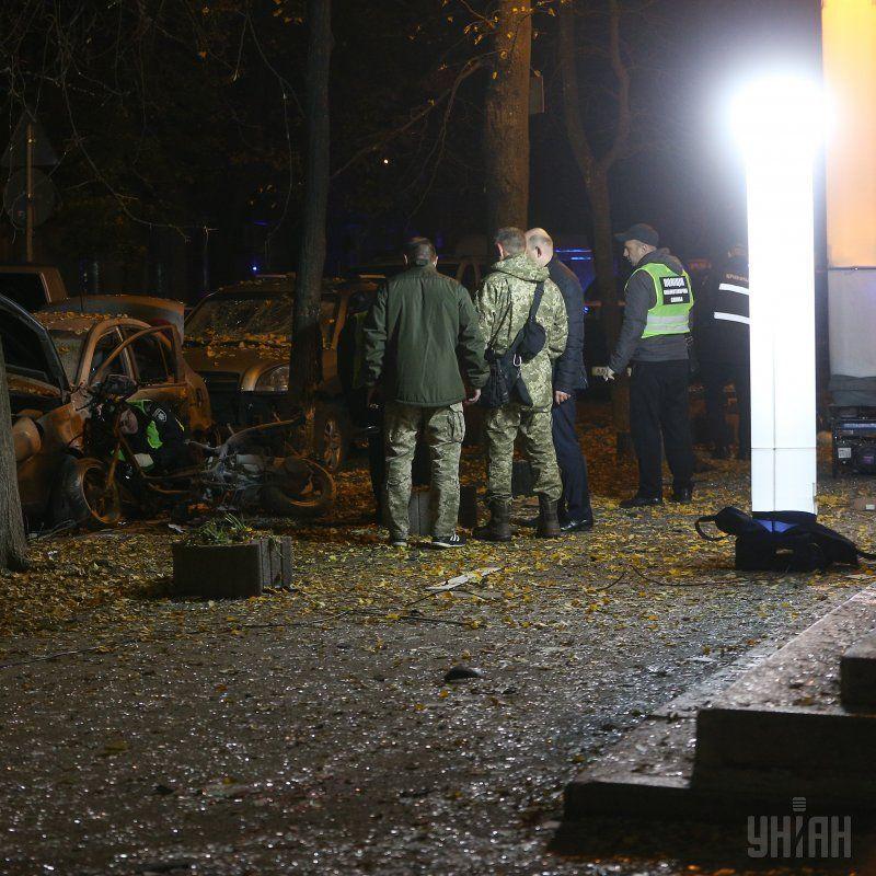 Організатора теракту біля телеканалу  «Еспресо» затримали