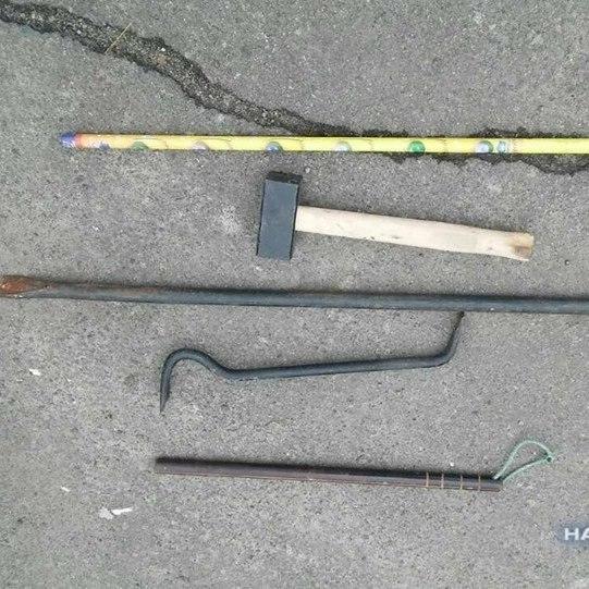 На Київщині поліція затримала банду рейдерів