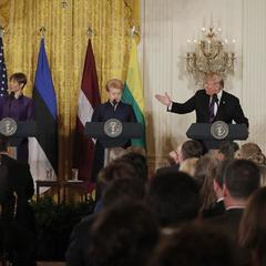 США виділяють країнам Балтії 170 мільйонів доларів на допомогу в галузі оборони