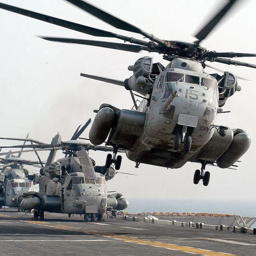 У США розбився військовий вертоліт, загинули всі