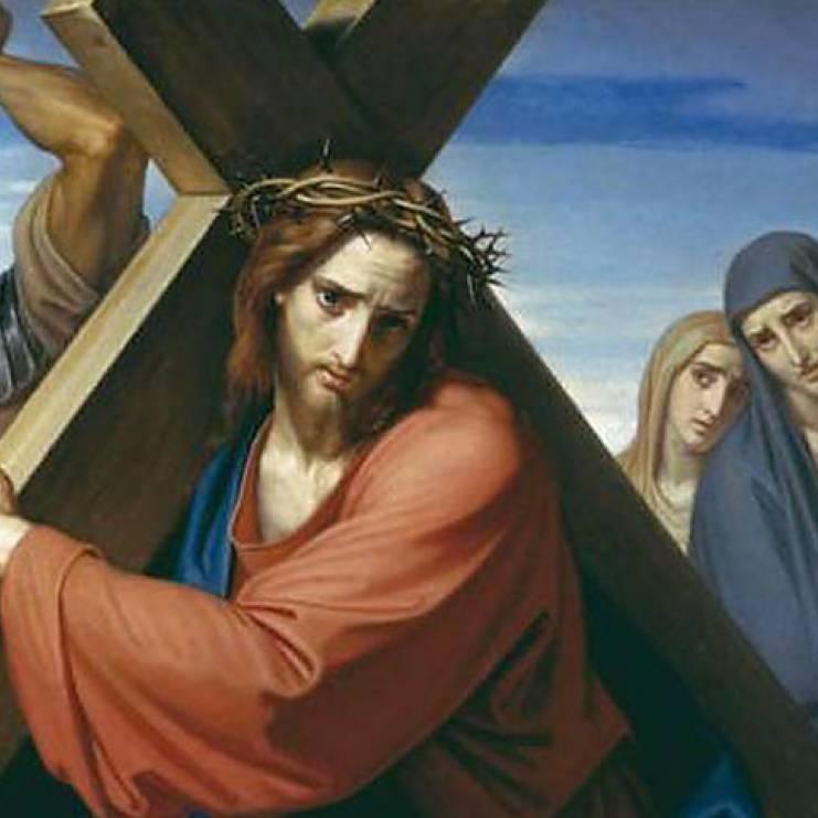 Велика середа - день віддання Ісуса на страждання і смерть