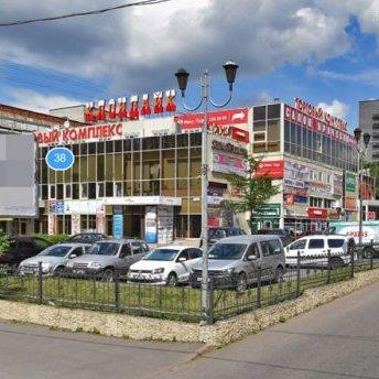 У російському місті евакуювали близько 150 людей з ТЦ через тріщини