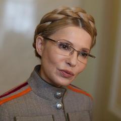 Тимошенко з'явилась у Верховній Раді в абсолютно новому образі (фото)