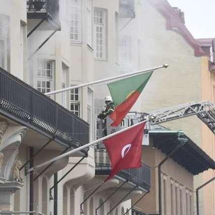 У Стокгольмі чоловік підпалив посольство Португалії: 14 постраждалих