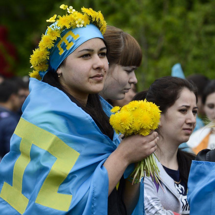 Через залякування окупантів Крим залишили близько 40 тисяч українців, - МЗС