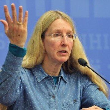 Уляна Супрун  у відставку не збирається