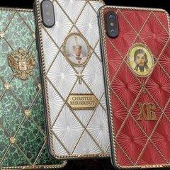 У Росії до свята випустять iPhone X з Ісусом (фото)