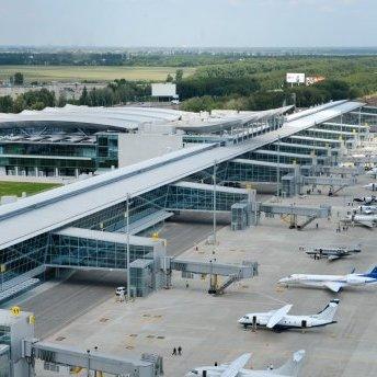 Аеропорт «Бориспіль» знесе один із терміналів