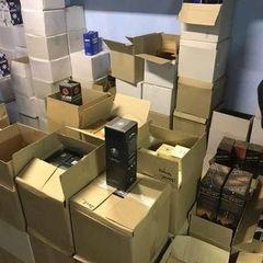 У Києві викрили цех, який виготовляв підроблений «елітний» алкоголь