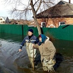 Рятувальники попереджають про загрозу підтоплення населених пунктів і доріг