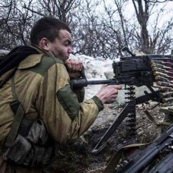Проросійські бойовики на Донбасі здійснили шалену кількість обстрілів із забороненої зброї