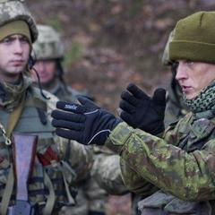 В Україну прибуде нова зміна литовських військових інструкторів