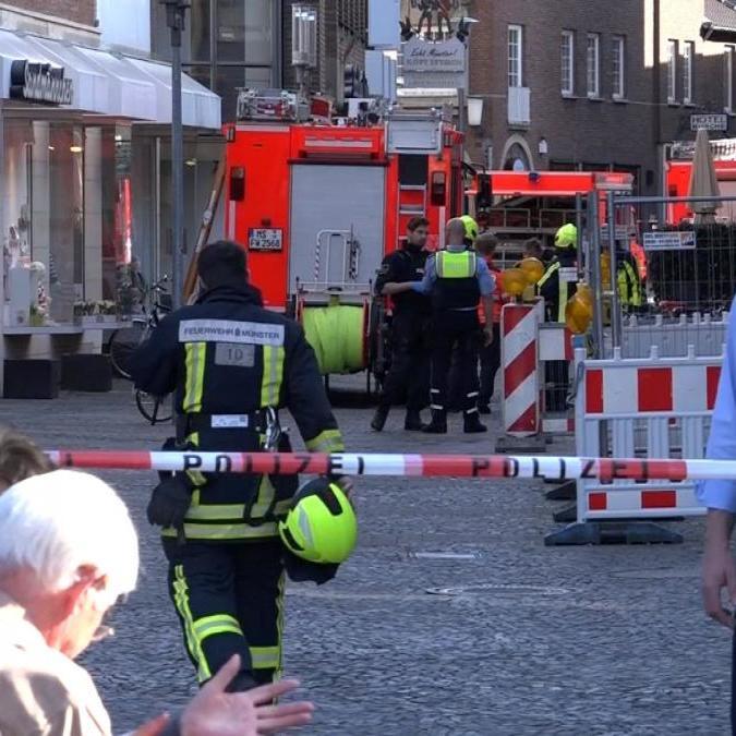 Трагедія у Німеччині: в кабіні фургона, який наїхав на людей, знайшли вибухівку