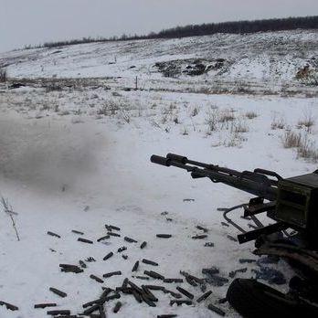 За минулу добу бойовики 42 рази обстріляли позиції ЗСУ, поранено одного військовослужбовця – штаб