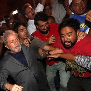 Колишній президент Бразилії да Сілва здався поліції