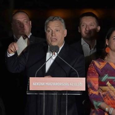 Орбан оголосив про перемогу та подякував закордонним угорцям