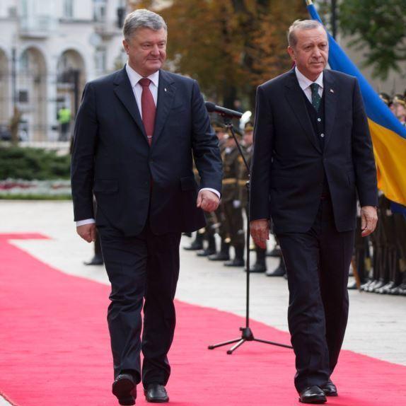 Туреччина готова послати миротворців на Донбас