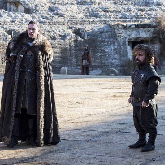 Одну з битв нового сезону Гри престолів знімали майже два місяці