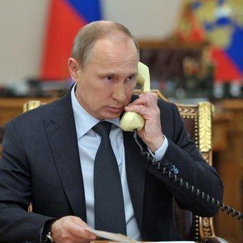 У Кремлі кажуть, що Путін і Меркель говорили про миротворців для охорони спостерігачів ОБСЄ