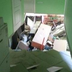 У Росії завалилося перекриття в супермаркеті