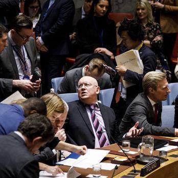 Росія в ООН заблокувала американський проект резолюції щодо Сирії