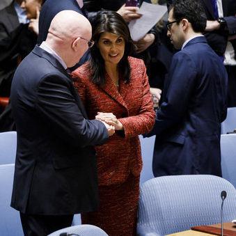 Радбез ООН заблокував російський проект резолюції щодо Сирії