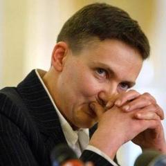 Савченко написала Луценку