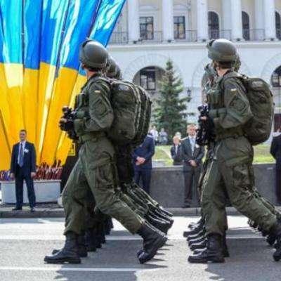 У Києві на День Незалежності пройде військовий парад