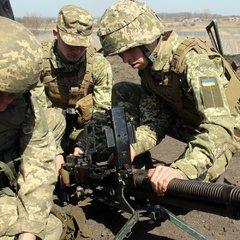 У зоні АТО жоден український воїн не постраждав - прес-центр