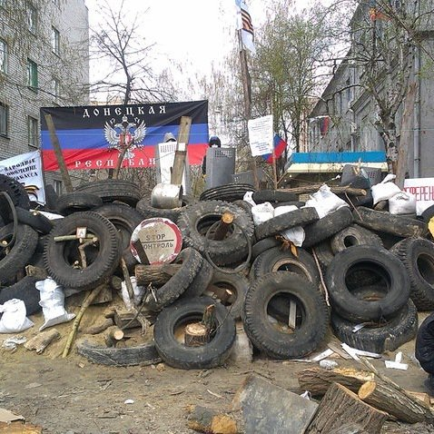 Чотири роки тому проросійськими силами був захоплений Слов'янськ