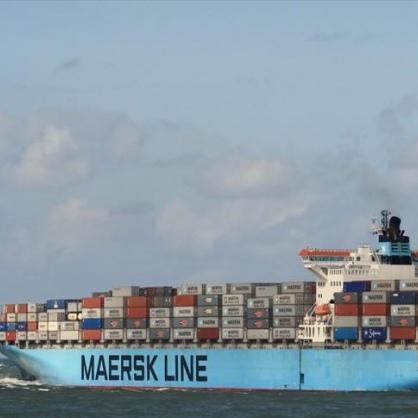 У порт Южний зайшов найбільший контейнеровоз в історії гавані