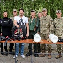 Сергій Притула показав фото полоненого сепаратиста і закликав до допомоги (фото)