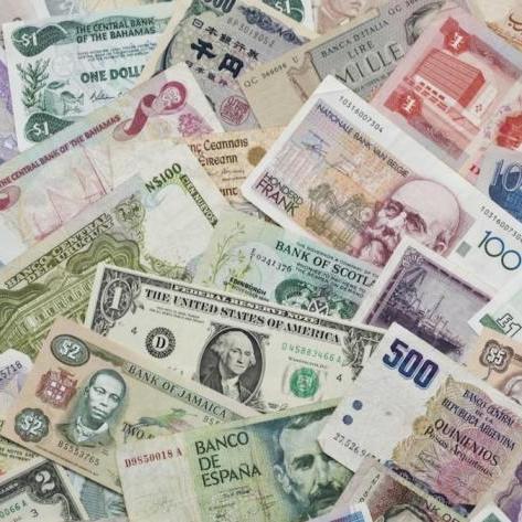 Курс валют на 13 квітня
