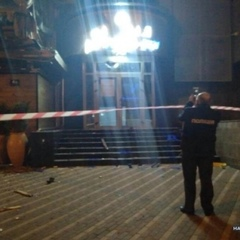 Поліція вилучила запис із моментом пострілу в «Київміськбуд»