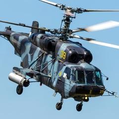 Російський військовий вертоліт розбився під час навчань у Балтійському морі
