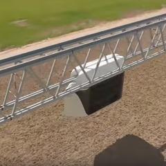 На Троєщину планують запустити безпілотний надземний поїзд SkyWay (фото, відео)