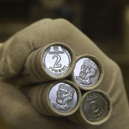 Нові монети по 1 та 2 грн з'являться в обігу до кінця квітня