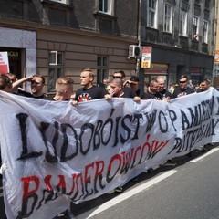 Польський суд засудив на півроку поляка за антибандерівські стікери