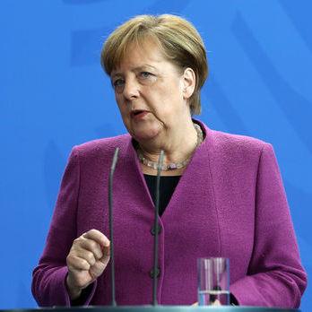 Меркель заявила, що удар по Сирії був «необхідним і доречним»